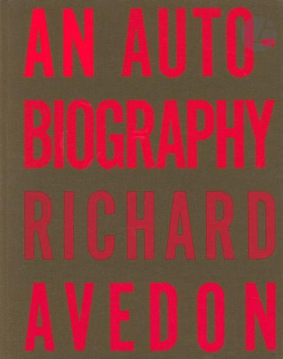 AVEDON, RICHARD (1923-2004) An Autobiographie....