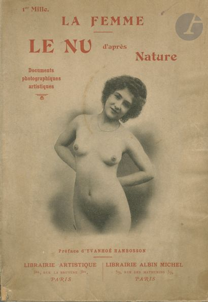 NU - LES BEAUTÉS DE LA FEMME 2 volumes. *...