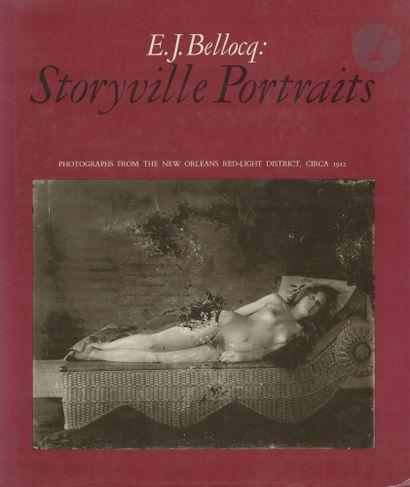 BELLOCQ, E. J. (1873-1949) Storyville Portraits....