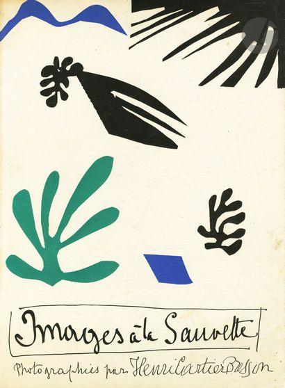 CARTIER-BRESSON, HENRI (1908-2004) Images...
