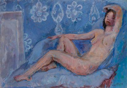Christian CAILLARD (1899-1985) Michèle nue...