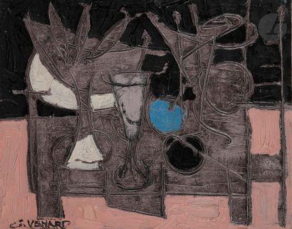 Claude VENARD (1913-1999) Nature morte Huile...