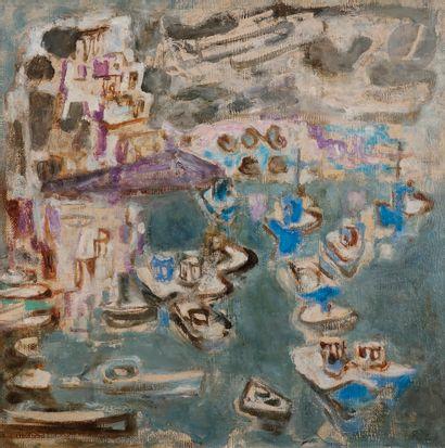 Alexandre Sasha GARBELL [russe] (1903-1970)...