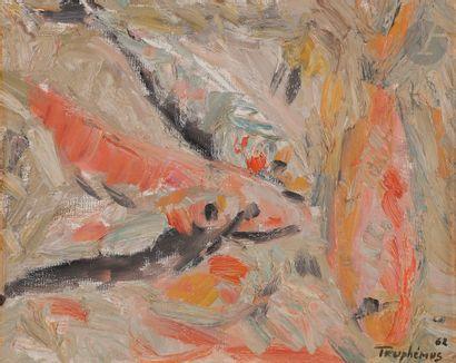 Jacques TRUPHEMUS (1922-2017) Nature morte...