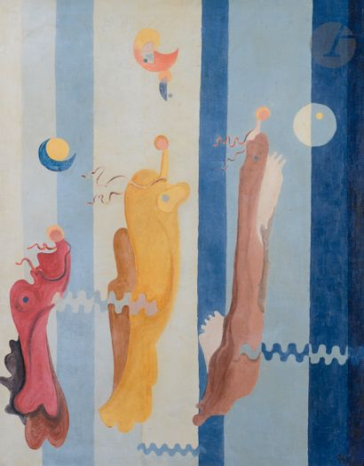 Thilo MAATSCH [allemand] (1900-1983) Composition...