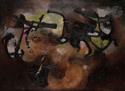 Paul ACKERMAN (1908-1981) Composition, 1962...