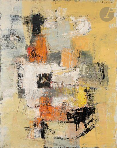 Pierre GENDRON [canadien] (né en 1934) Composition,...