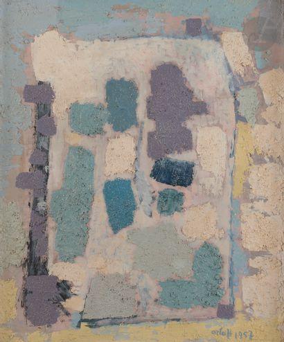Alexander ORLOFF (1899-1979) Composition,...