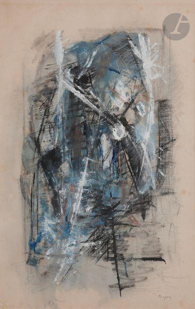 Camille BRYEN (1907-1977) Composition, vers...