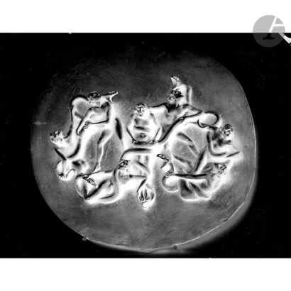 ARCHIVES RENÉ LALIQUE (1860-1945) Autour de la femme et des femmes Exceptionnel...