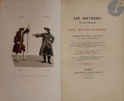 ARNAULT (Antoine Vincent). Les Souvenirs...