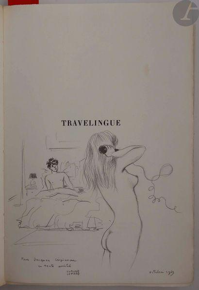 AYMÉ (Marcel) - LEPAPE (Claude) Travelingue....