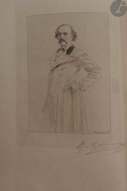 BARBEY D'AUREVILLY (Jules). Le Chevalier...