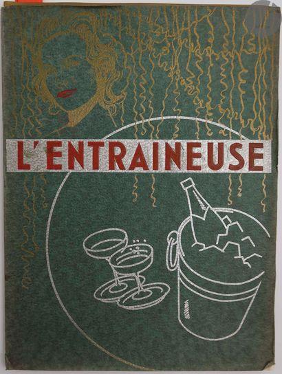 [CINÉMA]. Brochures concernant le film franco-allemand...