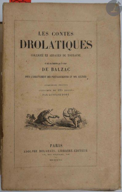 BALZAC (Honoré de) - DORÉ (Gustave). Les...