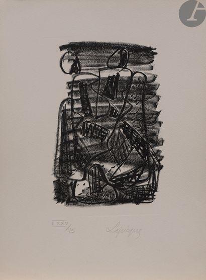 Charles Lapicque (1898-1988) L'Angélus;...