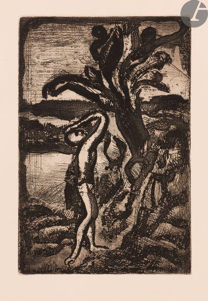 Georges Rouault (1871-1958) Eaux-fortes de...