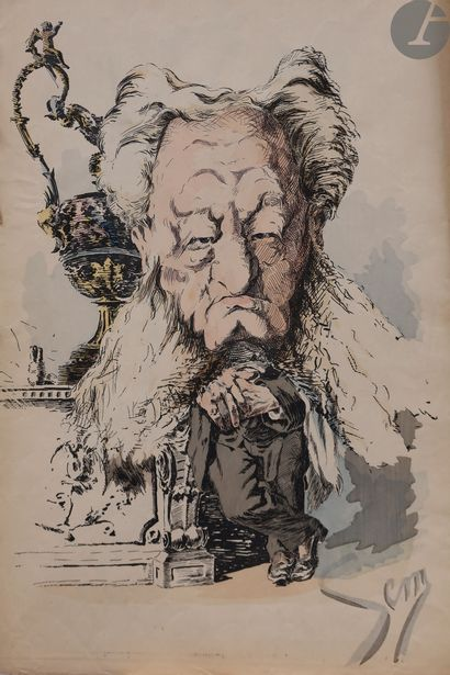 Sem (René-Georges Goursat, dit) (1863-1934)...