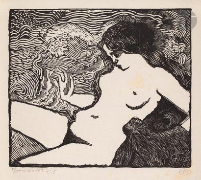 Aristide Maillol (1861-1944) La Vague. 1895-1898....