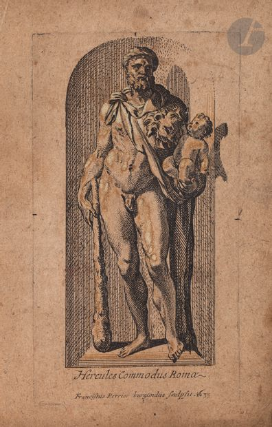 François Perrier (c. 1594-1649) Hercules...
