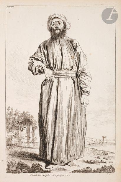 Jean-Antoine Watteau (1684-1721) (d'après)...