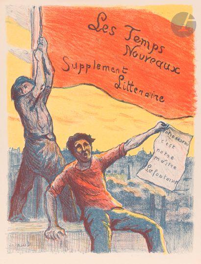 Maximilien Luce (1858-1941) Sujets divers:...