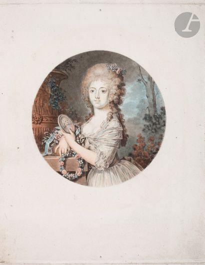 Jean-François Janinet (1752-1814) Marie-Sophie-Frédérique...