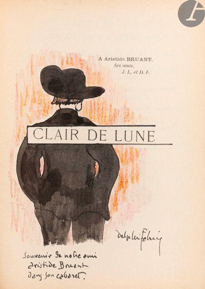 LORRAIN (Jean) - FABRICE (Delphi). Clair...