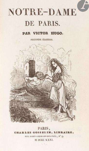 HUGO (Victor). Notre-Dame de Paris. Seconde...