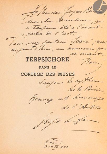 [DANSE - RODRIGUES-HENRIQUES (Eugène)]. Cours...