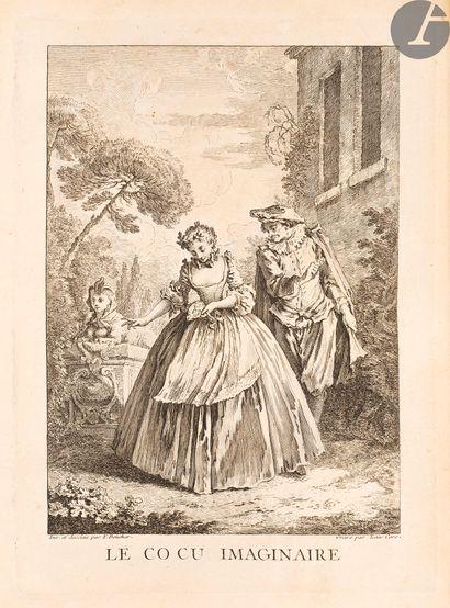 MOLIÈRE. Œuvres de Molière. Nouvelle édition....