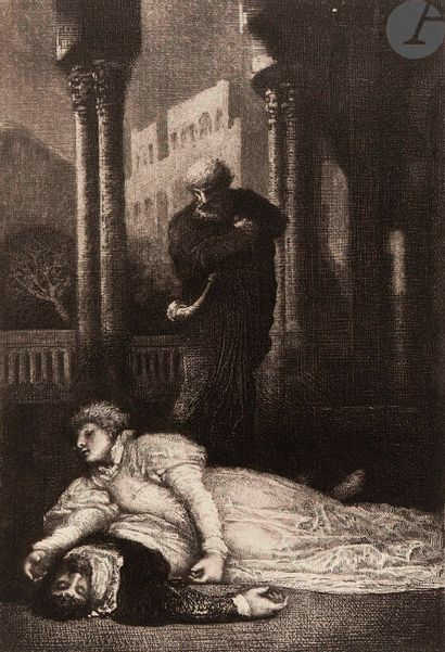HUGO (Victor). Hernani drame en cinq actes,...