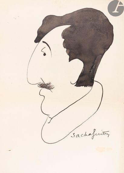 GUITRY (Sacha). Des Connus et Des Inconnus...