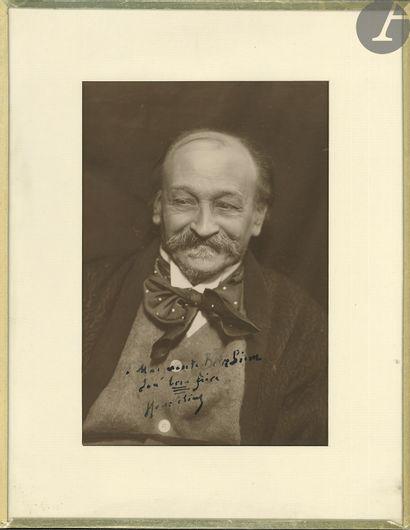 Georges COURTELINE (1858-1929). Photographie...