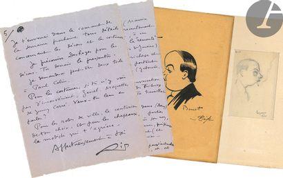 Georges-Gabriel Thenon dit RIP (1884-1941)....