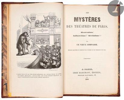 [TUFFET (Jean-Baptiste Salvador)]. Les Mystères...