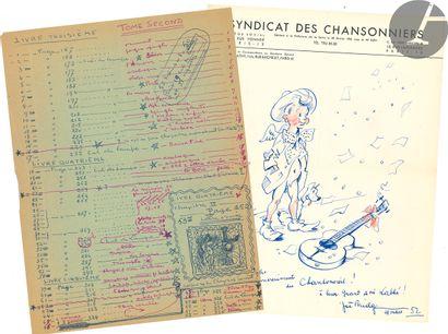 Georges LEPAPE (1887-1971). Dossier sur l'illustration...