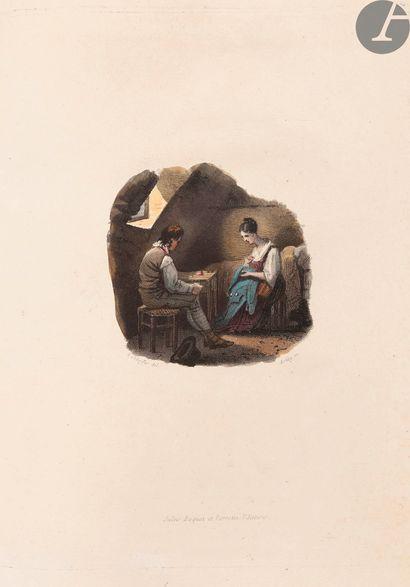 BÉRANGER (Pierre-Jean de). Chansons de P....