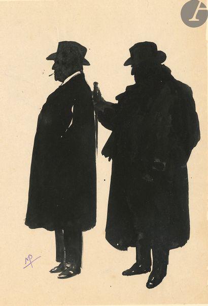 [Sacha GUITRY]. Maurice PERRONNET (1877-1950)....