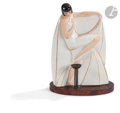 ARGILOR PARIS Danseuse à l'Athénienne Veilleuse....