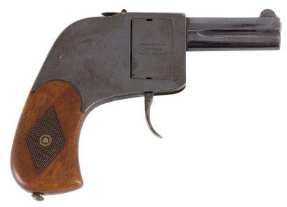 Pistolet revolver, à barillet plat « BAR...