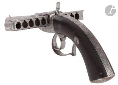 Pistolet à système « Jarre » du 2e type dit...