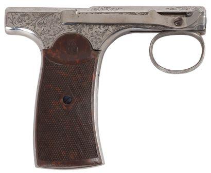 Pistolet de poche à réarmement manuel « Brun...