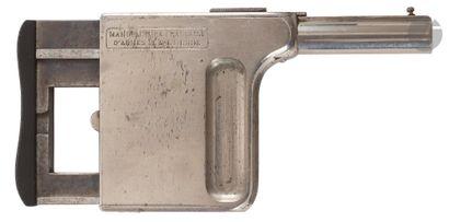 Pistolet de poche à répétition manuelle «...