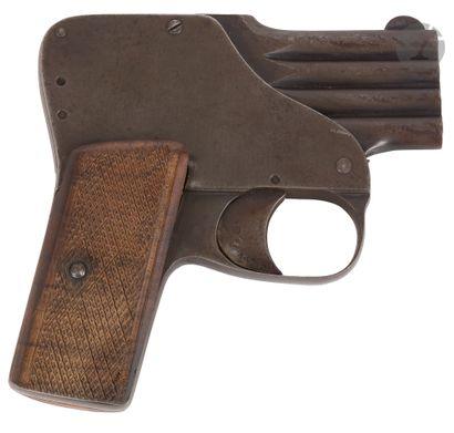 Pistolet de poche, à système type reform,...