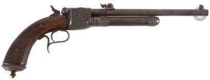 Pistolet de tir à verrou, à gaz liquéfié...