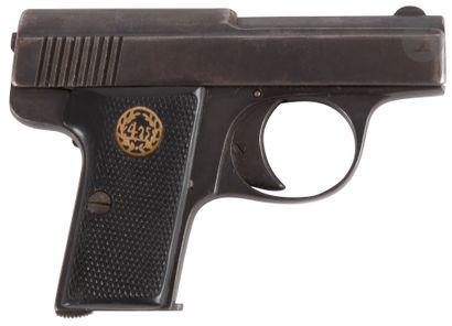 Petit pistolet semi-automatique « Liliput...
