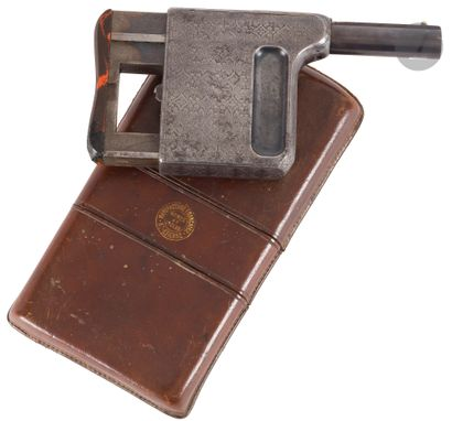 Pistolet de poche à répétition manuelle Le...