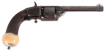 Rare revoler « Devisme » modèle 1855 type...
