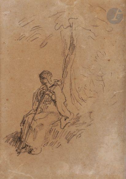 Jean-François MILLET (Gréville-Hague 1814...